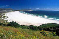 South Africa, Cape Town, Cape Peninsula, Noordhoek: 6 km white sandy beach at Chapman's Bay