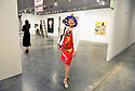 MIAMI BEACH, FL - DECEMBER 04: Olga Kosheleva attends Art Basel Miami Beach on December 4, 2019 in Miami Beach, Florida. Art Basel represents over 250 art galleries onsite at the Miami Beach Convention Center. It is considered one of the world's largest art festivals and has art events throughout the city.  ( Photo by Johnny Louis / jlnphotography.com )