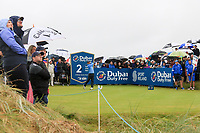 Andy Sullivan (ENG) on the 2nd tee during the 3rd round of the Dubai Duty Free Irish Open, Lahinch Golf Club, Lahinch, Co. Clare, Ireland. 06/07/2019<br /> Picture: Golffile | Thos Caffrey<br /> <br /> <br /> All photo usage must carry mandatory copyright credit (© Golffile | Thos Caffrey)