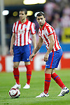 MADRID (08/04/2010).- Europe League quarter finals match. Atletico de Madrid vs Valencia. Simao Sabrosa (Atm)...Photo: Cebolla-Cid-Fuentes/ ALFAQUI