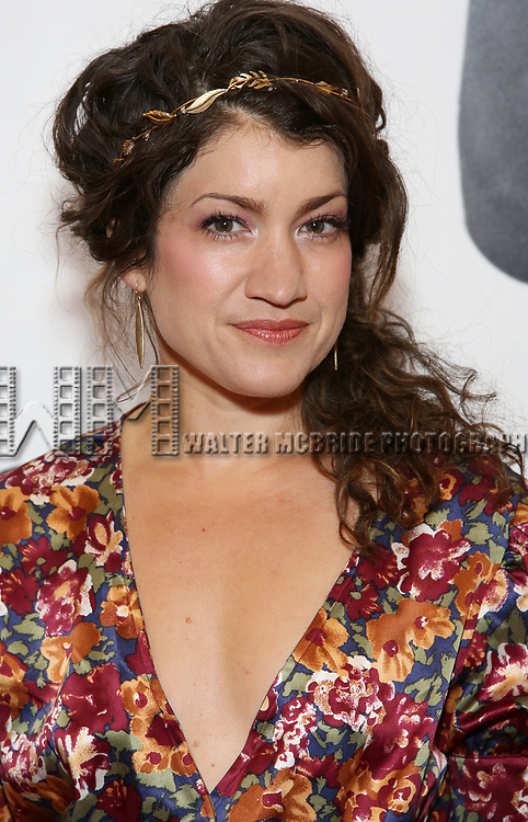 Sarah Stiles attends the Broadway Opening Night Performance of 'Present Laughter' at St. James Theatreon April 5, 2017 in New York City