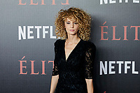 Esther Acebo attends to 'Elite' premiere at Museo Reina Sofia in Madrid, Spain. October 02, 2018. (ALTERPHOTOS/A. Perez Meca) /NortePhoto.com NORTEPHOTOMEXICO