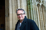 Charlie Higson at Christ Church during the Sunday Times Oxford Literary Festival, UK, 16 - 24 March 2013. <br />