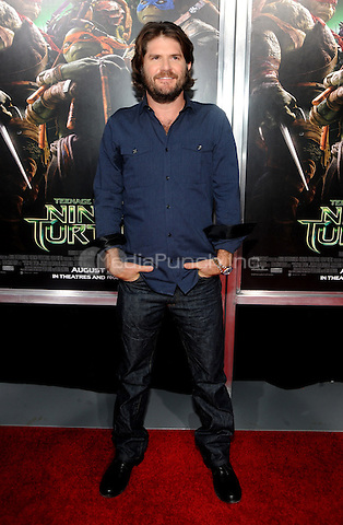 New York, NY- August 6:  Director Jonathan Liebesman  attends the Teenage Mutant Ninja turtles screening on August 6, 2014 at the AMC in New York. Credit: John Palmer/MediaPunch