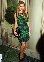 NEW YORK CITY, NY, USA - SEPTEMBER 08: Paris Hilton arrives at the alice + olivia by Stacey Bendet Spring 2015 NYFW Presentation held at The Pierre Hotel on September 8, 2014 in New York City, New York, United States. (Photo by Celebrity Monitor)