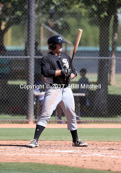 Jake Burger - 2017 AIL White Sox (Bill Mitchell)
