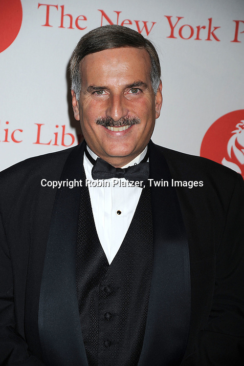 David Weprin..arriving at The New York Public Library 2008 Library Lions Benefit Gala on November 3, 2008 at The New York Public Library at 42nd Street and 5th Avenue.....Robin Platzer, Twin Images