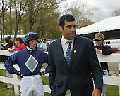 Middleburg Spring Races 2004. With Tom Foley.