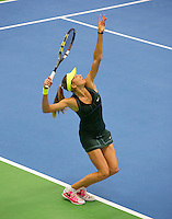 21-12-13,Netherlands, Rotterdam,  Topsportcentrum, Tennis Masters, Indy de Vroome(NED)<br /> Photo: Henk Koster