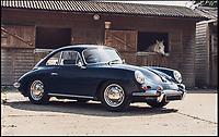 Yours for £650,000 - super rare Porsche Carrera 356.