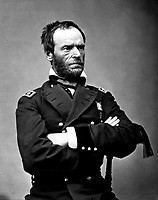 Gen. William T. Sherman, ca. 1864-65.  Mathew Brady Collection. (Army)<br /> Exact Date Shot Unknown