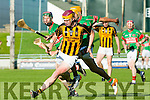 In Action  Abbeydorney's Michael O'Leary  at the Senior County Hurling Championship 2016 Round 1 Replay Crotta O'Neills v Abbeydorney at Austin Stacks Park on Sunday