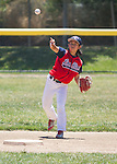 Los Altos Little League vs Mountain View Little League 12 year-old All-Stars at Purissima Field in Los Altos Hills.  June 25, 2016