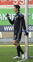 20170323 - BEVEREN , BELGIUM : Belgian Mile Svilar pictured during the UEFA Under 19 Elite round game between Sweden U19 and Belgium U19, on the first matchday in group 7 of the Uefa Under 19 elite round in Belgium , thursday 23 th March 2017 . PHOTO SPORTPIX.BE   DIRK VUYLSTEKE