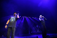 LONDON, ENGLAND - DECEMBER 5:Sen Dog and B-Real of 'Cypress Hill' performing at Brixton Academy on December 5, 2018 in London, England.<br /> CAP/MAR<br /> &copy;MAR/Capital Pictures