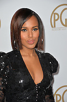 Kerry Washington at the 2017 Producers Guild Awards at The Beverly Hilton Hotel, Beverly Hills, USA 28th January  2017<br /> Picture: Paul Smith/Featureflash/SilverHub 0208 004 5359 sales@silverhubmedia.com