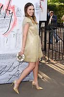Amber Le Bon arriving for the Serpentine Summer Party 2018, Hyde Park, London, UK. <br /> 19 June  2018<br /> Picture: Steve Vas/Featureflash/SilverHub 0208 004 5359 sales@silverhubmedia.com