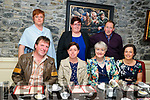 Knockanure NS Parents Association: Members of the Knockanure NS parents association picture at Behan's Horseshoe Restaurant, Listowel on Saturday night last.Front: Eamon Whyte, Leslie O'Sullivan, Liz Brosna & Rileen Horan, Back : Alex McMahon, Alanna Donegan & Declan O'Connor.