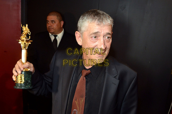 MOSCOW, RUSSIA, JUN 28: Ivaylo Hristov, 37th Moscow International Film Festival Closing, Moscow, Russia, 28th June 2015.<br /> CAP/PER<br /> &copy;PersonaStars/CapitalPictures