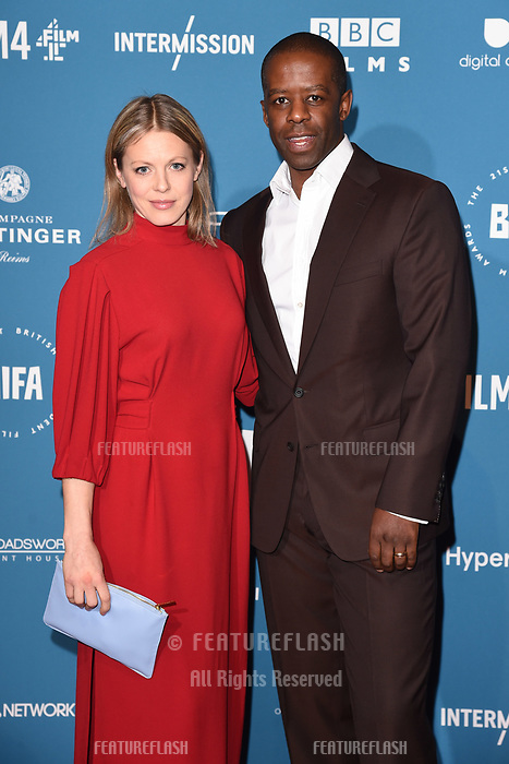 LONDON, UK. December 02, 2018: Adrian Lester at the British Independent Film Awards 2018 at Old Billingsgate, London.<br /> Picture: Steve Vas/Featureflash
