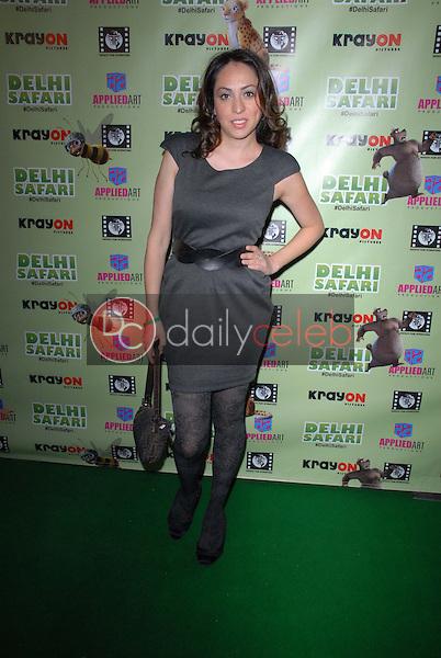 "Jenny Leeser<br /> at the ""Delhi Safari"" North American Premiere, Pacific Theaters, Los Angeles, CA 12-03-12<br /> David Edwards/DailyCeleb.com 818-249-4998"