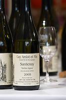 santenay vieilles vignes dom g amiot & f chassagne-montrachet cote de beaune burgundy france