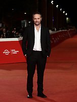 Il regista francese Cédric Kahn posa sul red carpet per la presentazione del suo film 'Fete de famille' alla 14^ Festa del Cinema di Roma all'Aufditorium Parco della Musica di Roma, 25 ottobre 2019.<br /> French director Cédric Kahn poses on a red carpet to present his movie 'Fete de famille' during the 14^ Rome Film Fest at Rome's Auditorium, on 25 October 2019.<br /> UPDATE IMAGES PRESS/Isabella Bonotto