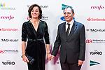 Blanca Ochoa´s family attends the As Awards<br /> December  3, 2019. <br /> (ALTERPHOTOS/David Jar)