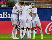 2019.11.09 La Liga SD Eibar VS Real Madrid CF