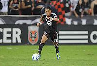 D.C. United midfielder Andy Najar (14). D.C. United defeated Real Salt Lake 4-1 at RFK Stadium, Saturday September 24 , 2011.