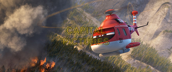 BLADE RANGER (voice of Ed Harris)<br /> in Planes: Fire &amp; Rescue (2014) <br /> *Filmstill - Editorial Use Only*<br /> CAP/FB<br /> Image supplied by Capital Pictures