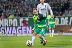 10.02.2019, Weser Stadion, Bremen, GER, 1.FBL, Werder Bremen vs FC Augsburg, <br /> <br /> DFL REGULATIONS PROHIBIT ANY USE OF PHOTOGRAPHS AS IMAGE SEQUENCES AND/OR QUASI-VIDEO.<br /> <br />  im Bild<br /> <br /> <br /> Johannes Eggestein (Werder Bremen #24)<br /> Foto © nordphoto / Kokenge