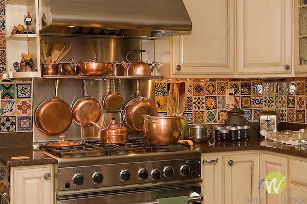 Rosie Wells kitchen.
