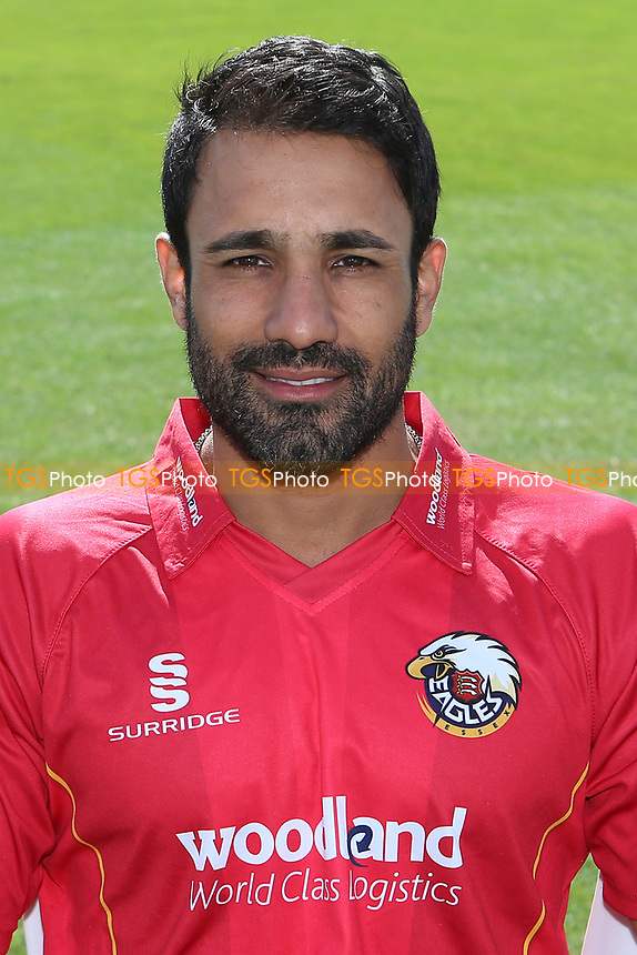 Ravi Bopara of Essex in Royal London Cup kit during the Essex CCC Press Day at The Cloudfm County Ground on 5th April 2017