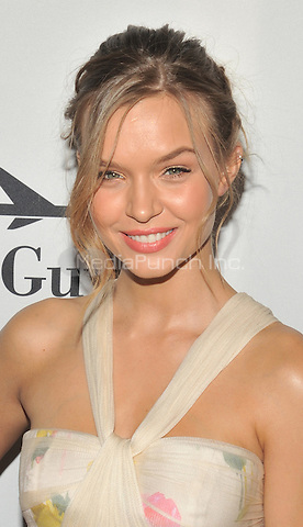 NEW YORK, NY - JUNE 9:Josephine Skriver attends the 7th Annual amfAR Inspiration Gala at Skylight at Moynihan Station on June 9, 2016 in New York City.. Credit: John Palmer / MediaPunch