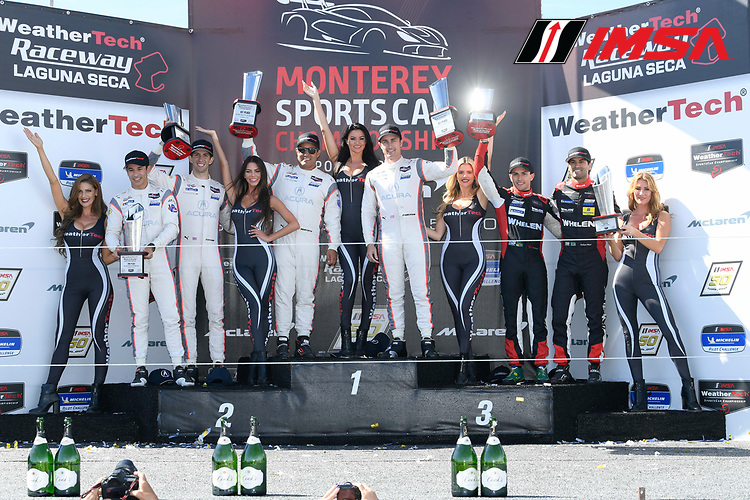 2019-09-15 IWSC Monterey SportsCar Championship Powered By McLaren