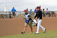 Brian Gay (USA) makes his way down 11 during Round 2 of the Valero Texas Open, AT&T Oaks Course, TPC San Antonio, San Antonio, Texas, USA. 4/20/2018.<br /> Picture: Golffile | Ken Murray<br /> <br /> <br /> All photo usage must carry mandatory copyright credit (© Golffile | Ken Murray)