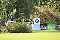 Ricardo Santos (POR) during day one of the BMW Italian Open presented by CartaSi, at Royal Park I Roveri,Turin,Italy..Picture: Fran Caffrey/www.golffile.ie.