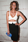 Fashion designer Danielle Schriffen arrives at the Gordon Parks Foundation 2014 Award Dinner and Auction on June 3, 2014 at Cipriani Wall Street, located on 55 Wall Street.