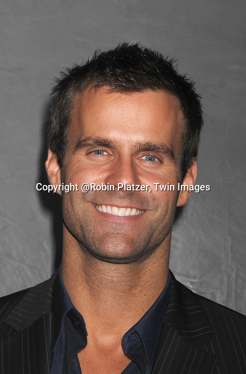 Cameron Mathison ..at The Surprise 70th Birthday Party for All My Children's star Susan Lucci's husband Helmet Huber on October 10, 2007 at The Rainbow Room ....Photo by Robin Platzer, Twin images....212-935-0770