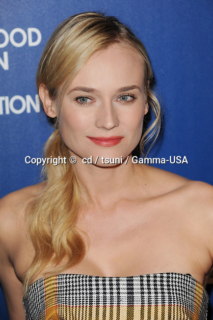 Diane Kruger  arriving at the  Hollywood Foreign Press Association (HFPA) celebrated their annual luncheon at the Beverly Hilton Hotel, in Beverly Hills, CA