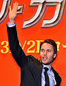 "Taylor Kitsch, Apr 01, 2012 : Tokyo, Japan : Actor Taylor Kitsch attends the Japan premiere for the film ""John Carter"" in Tokyo, Japan, on April 1, 2012. The film will open on April 13 in Japan."