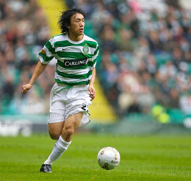 Shunske Nakamura, Celtic