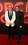 "Moises Kaufman and Jeffrey LaHoste attends the Broadway Opening Night of ""Torch Song"" at the Hayes Theater on Noveber 1, 2018 in New York City."