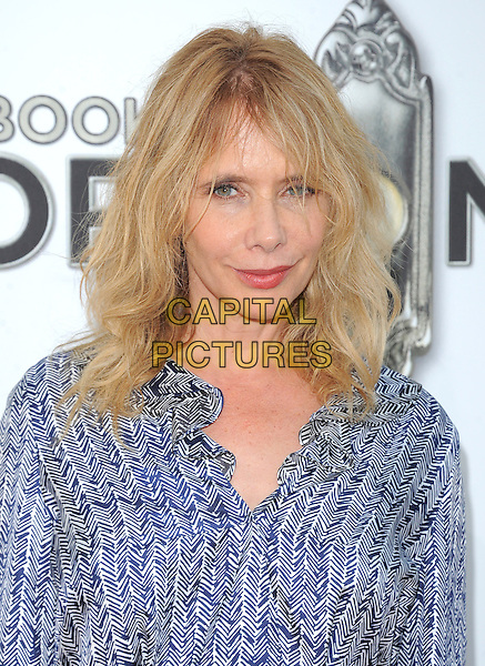 "Rosanna Arquette.""The Book of Mormon"" Hollywood Opening night Held At The Pantages theatre, Hollywood, California, USA..September 12th, 2012.headshot portrait print grey gray silver top .CAP/DVS.©DVS/Capital Pictures."