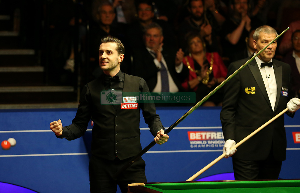 Betfred Snooker World Championships 2017 - Day Seventeen ...