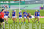 Lixnaw in action against  Kilmoyley in the County Senior Hurling Final at Austin Stack Park Tralee on Sunday.
