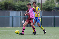 Lionel Stone of Haringey during Haringey Borough vs Corinthian Casuals, BetVictor League Premier Division Football at Coles Park Stadium on 10th August 2019