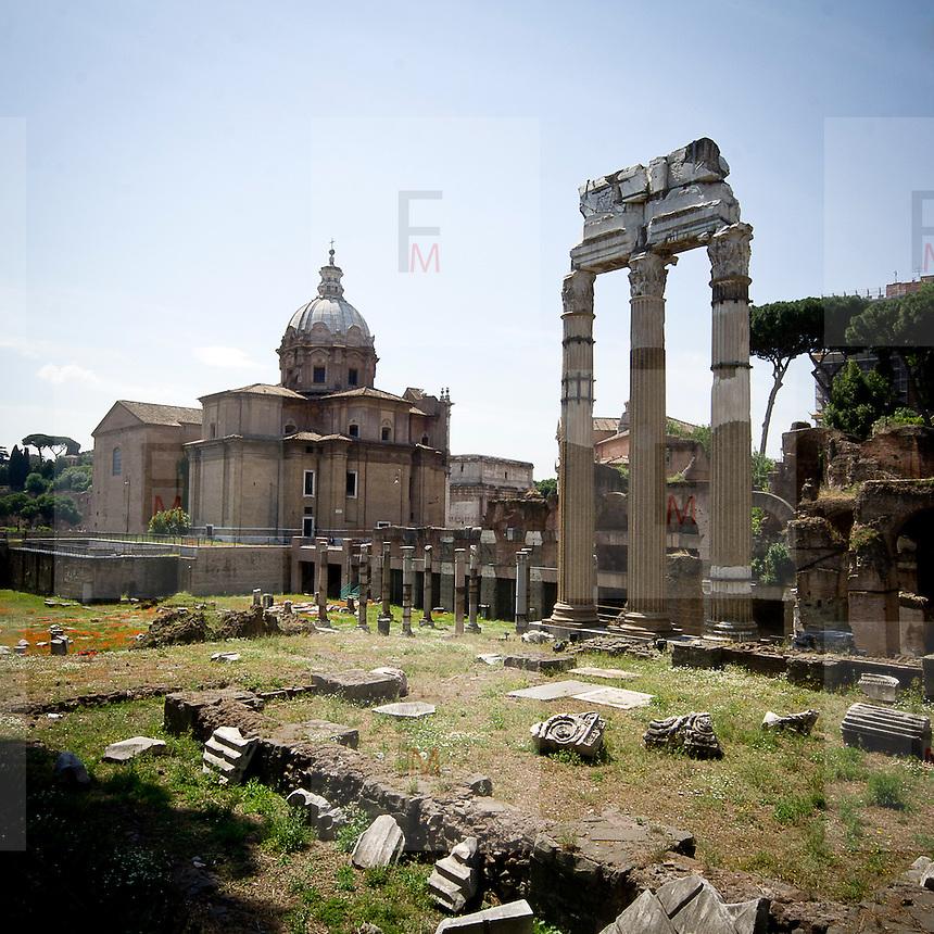 Foro Romano..Foro Romano