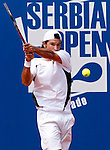Boris Pasanski Sport Tenis Tennis Atp Serbia Open 2009 Beograd Srbija 2-10.5.2009. (credit image © photo: Pedja Milosavljevic / STARSPORT)